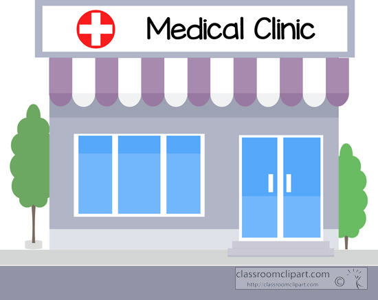 Medical Clinic Building Clip Art | Use these free images ...