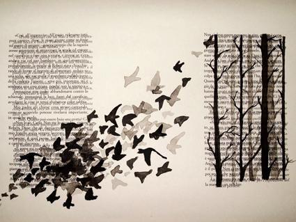 WINTER. Studio della migrazione. | GAi - Giovani Artisti italiani