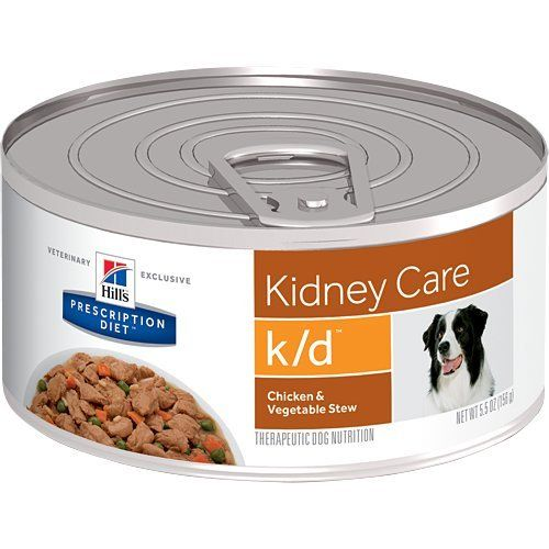 Hills Prescription Diet Kd Kidney Care Chicken Vegetable Stew Canned Dog Food 2455 Oz Continue To Chicken Vegetable Stew Vegetable Stew Beef Vegetable Stew