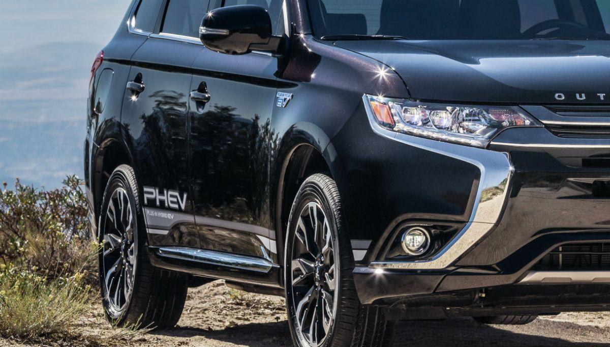 Mitsubishi Outlander PHEV, eletto Suv più 'green' dell