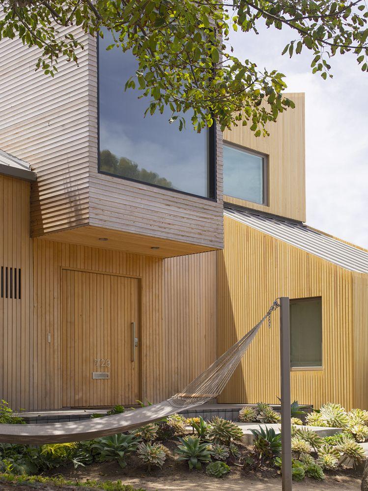 Gallery Of 30th Street House Blue Truck Studio 16 Street House Architecture Hardwood Design