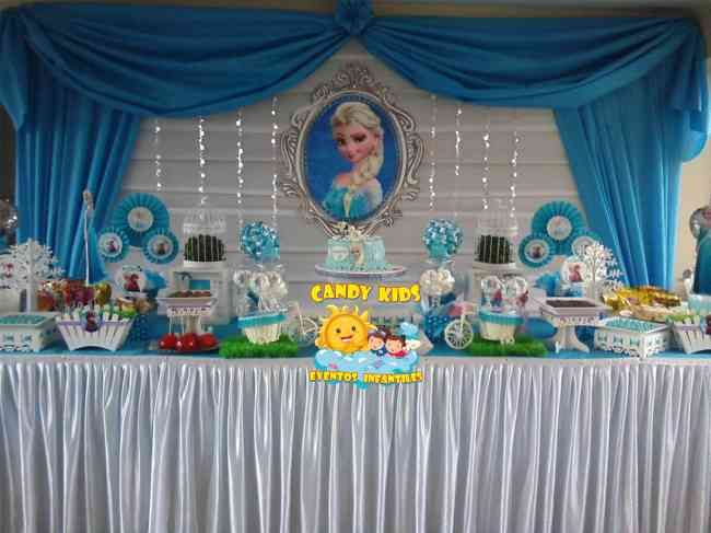 Decoracion De Frozen Para Fiestas Infantiles Lima Decoracion Frozen Fiestas Infantiles Frozen