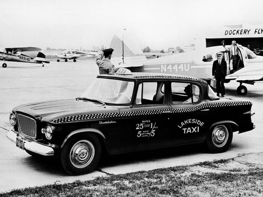 Studebaker Lark Taxi 1961