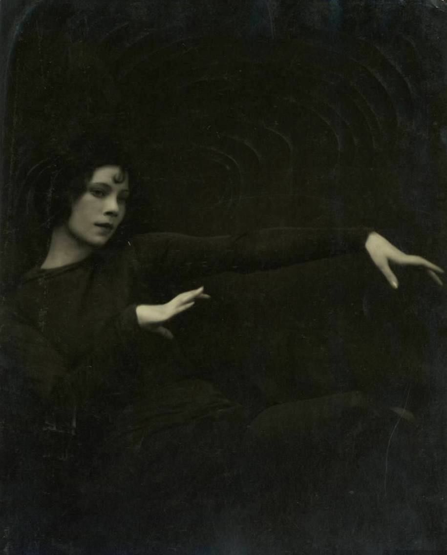 Tilly Losch (1903-1975) -  Austrian-born dancer, choreographer, actress and painter