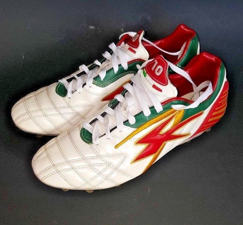 b0a431ec7267 Cuauhtemoc Blanco Soccer Cleats Concord S028TV #10 Size 10.5 USA #Concord.  Find this Pin and more ...