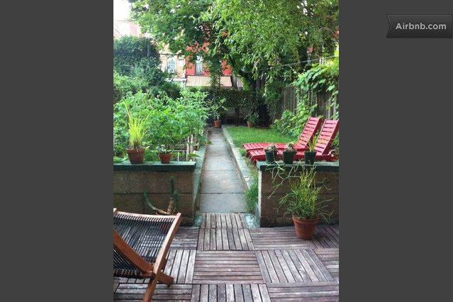 Carroll Gardens Duplex w/ Garden in Brooklyn | New York | Pinterest ...