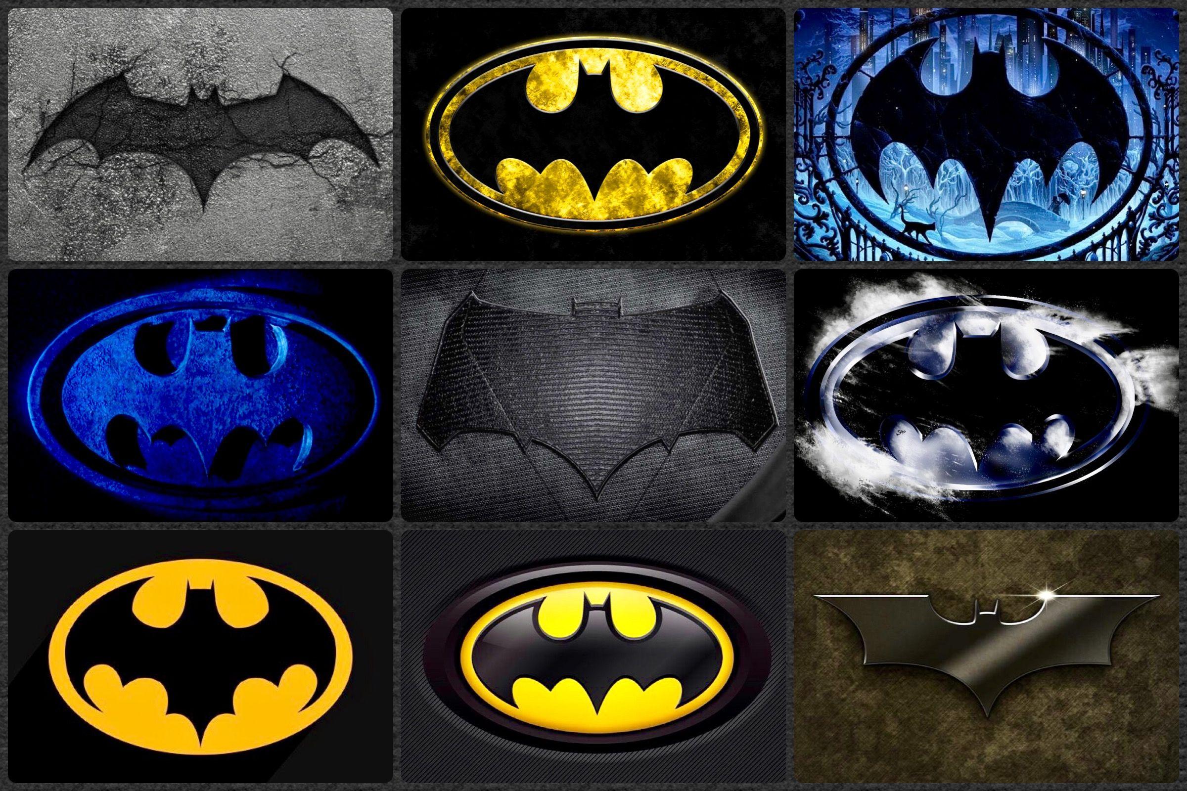 Batman Logo 2 Pakospeedydeviantartcom Deviantart