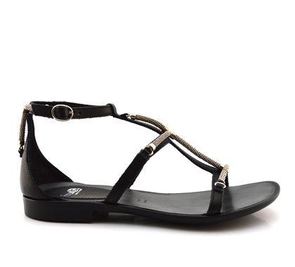 5b4164af5a1c27 1837 santiago nero By Fru.it Now Chaussures Italiennes, Sandales Nu Pieds,  Santiago
