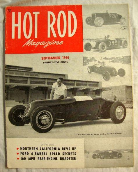 Vintage Hot Rod Magazine Gallery 1948 1950 Vintage Hot Rod