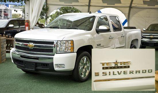 Texas Edition Trucks >> Texas Edition Silverado Chevy Silverado Texas Edition