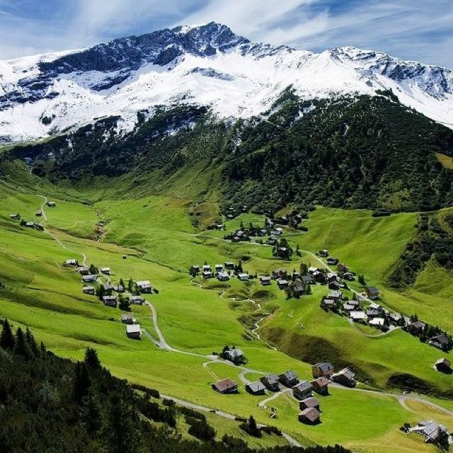 Amazing Places To Stay Switzerland: Liechtenstein. How Cool Would It Be To Live Somewhere Like
