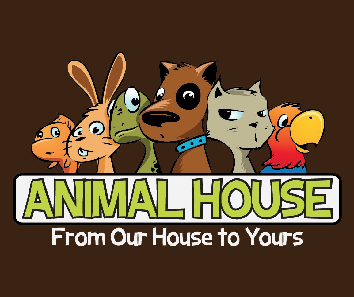 Animal House Local Pet Shop Gives Students And Animals A Second Pet Shop Logo Pet Shop Animals