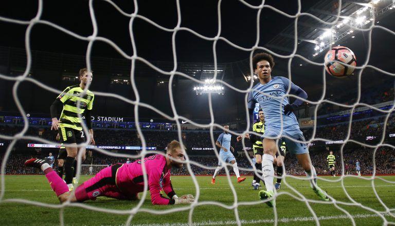 El City no se deja sorprender y avanza a cuartos de la Copa de Inglaterra - http://wp.me/p7GFvM-Czi