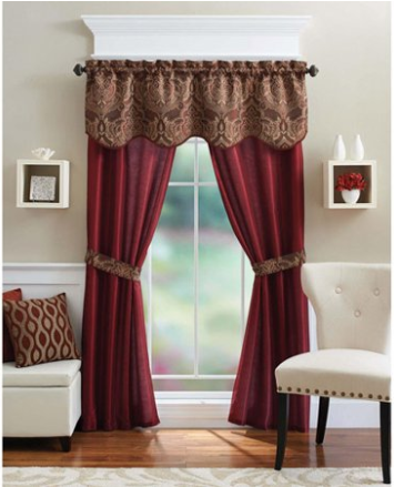 Sheer Curtains Curtains Drapes Walmart Com Sheer Window Panels Sheers Curtains Living Room Curtains Living