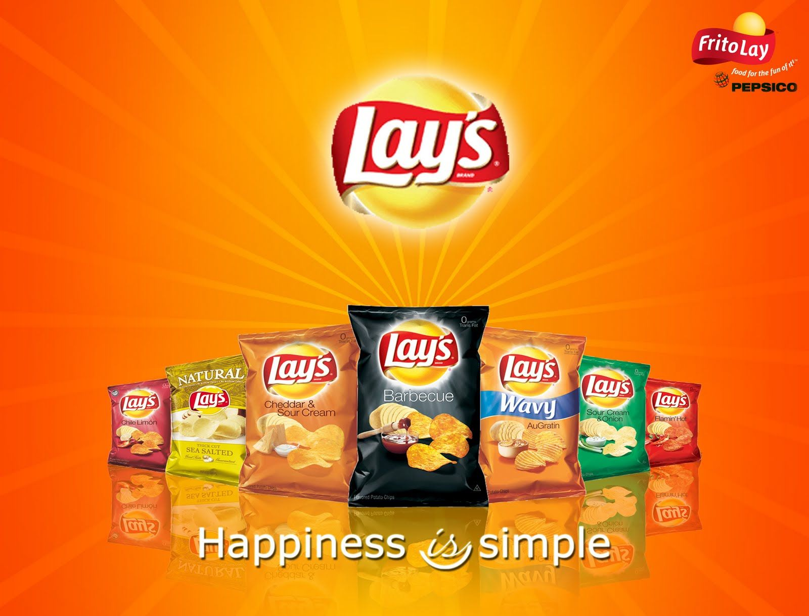 frito lay and snack foods It's snack time in americabecause of a boom in east coasters' appetite for corn chips, popcorn and pretzels, the world's biggest snack-food maker announced yesterday that it would build a plant in.