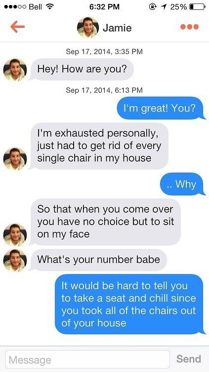 Funny Online Dating Messages Make Her Laugh and Win Her Heart