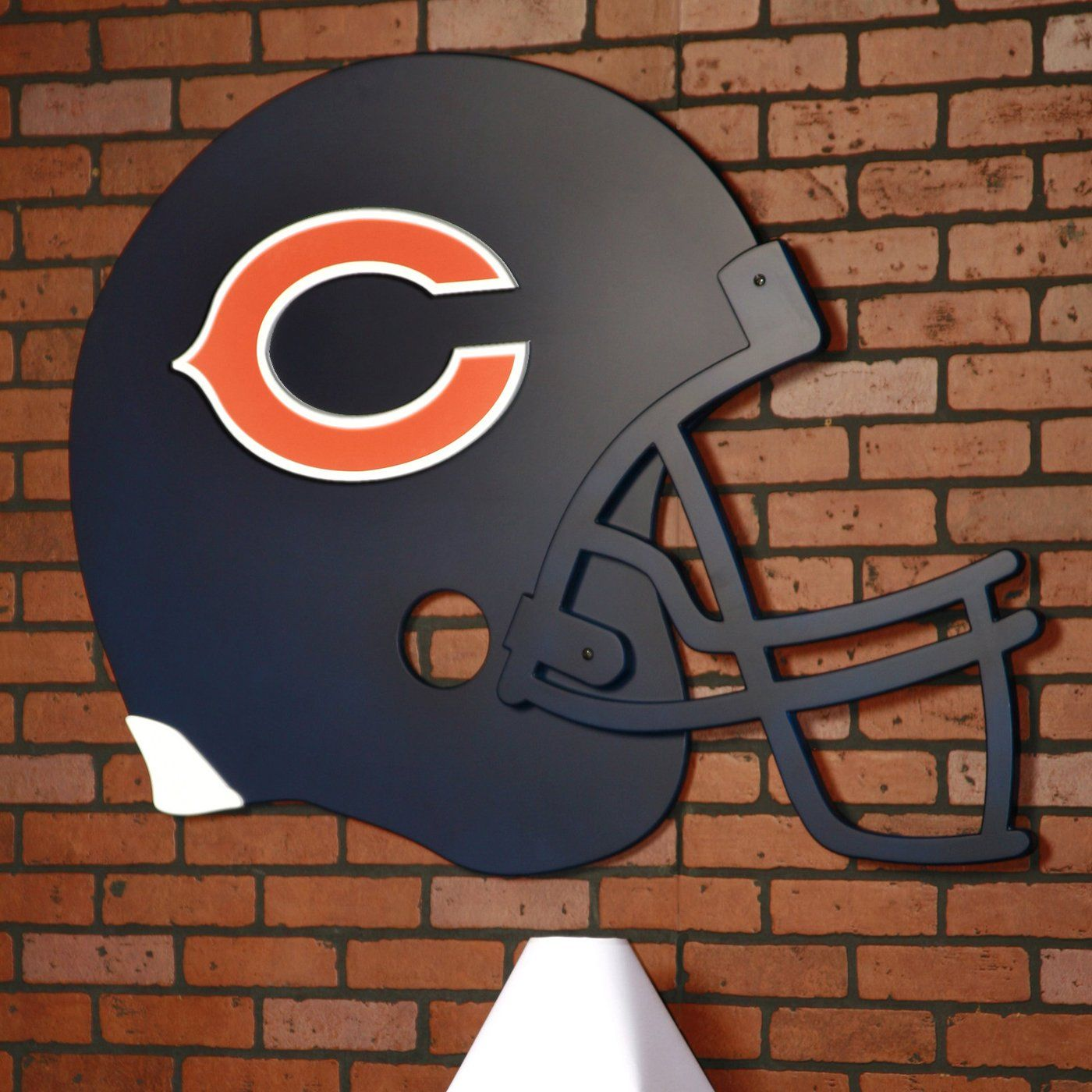 Chicago Bears Wall Art for the die-hard football fan! fan creations chicago bears giant