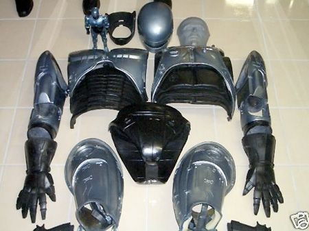 Robocop Costume Parts Robocop Pinterest Movie Costumes