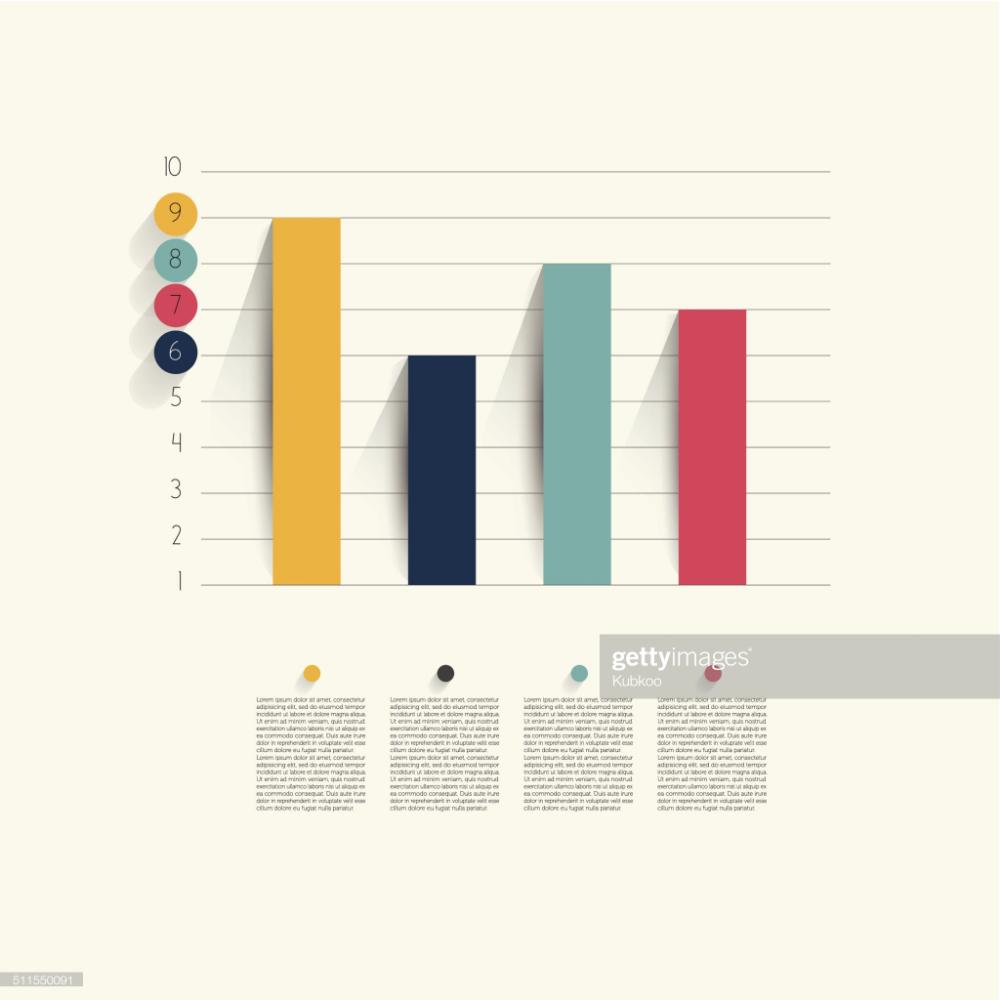 Stock Illustration Beispiel Von Business Flachen Design