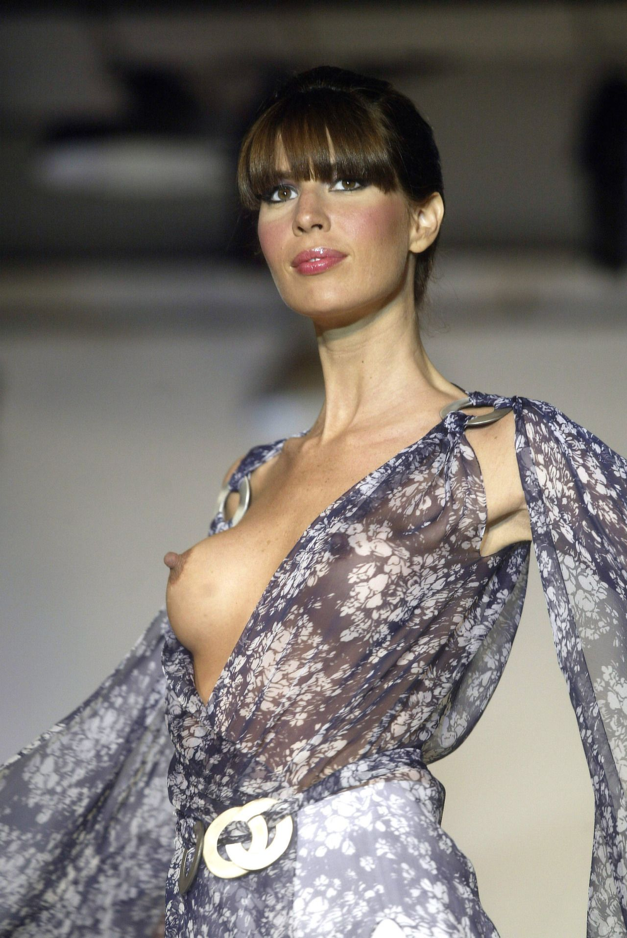 Hot Fashion Show Nude Models Png