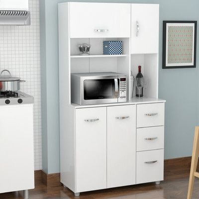 Inval Kitchen Pantry White Kitchen Storage Cabinet Kitchen Cabinet Storage White Kitchen Storage