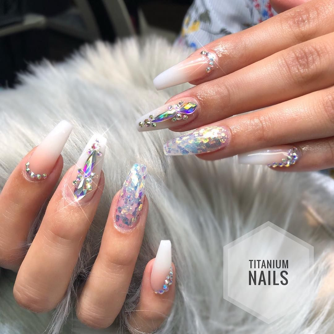 247 Amazing Birthday Nails Images In 2019 My Uncle S Birthday Ideas Birthday Nails Nails Glam Nails