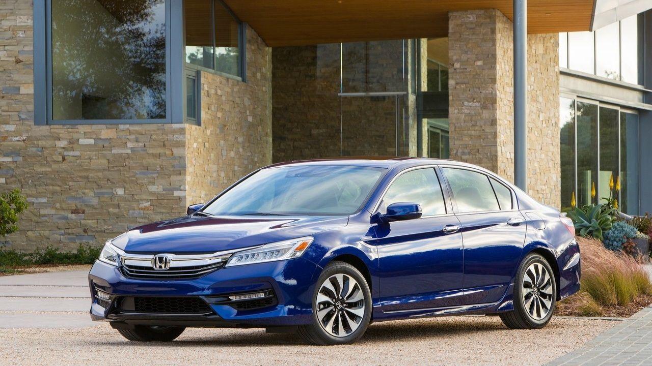2017 Honda Accord Hybrid Honda accord