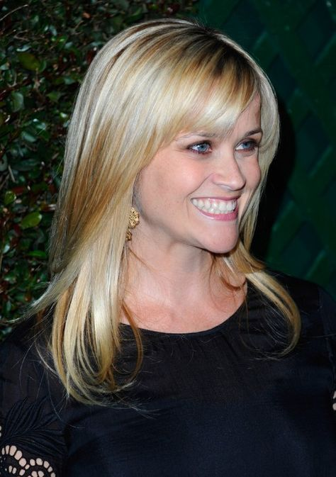 Reese Witherspoon Long Hair
