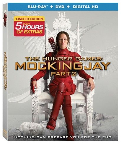 Mockingjay Part 2 The Hunger Games Blu Ray Dvd Hunger Games Mockingjay Hunger Games Mockingjay