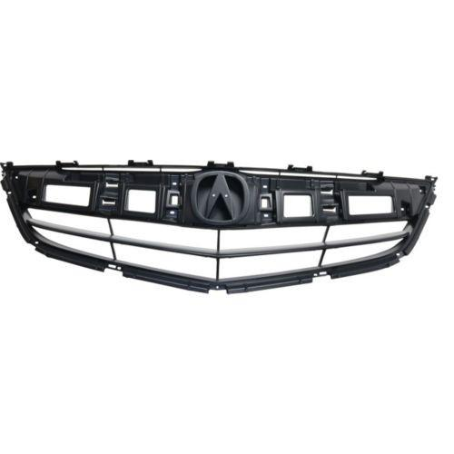 2013-2015 Acura ILX Grille, Assembly, Textured