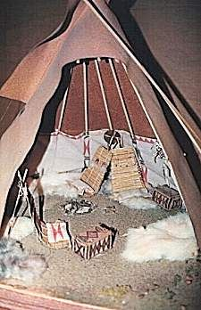 lakota tipi interior view this reminds me of the tipi we did with h last year i 39 ll pin it. Black Bedroom Furniture Sets. Home Design Ideas