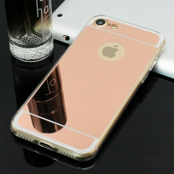 Gold Rose Gold Silver Space Grey Iphone 7 8 Mirror Cases Retailite Gold Phone Case Rose Gold Iphone Case Mirror Case Iphone