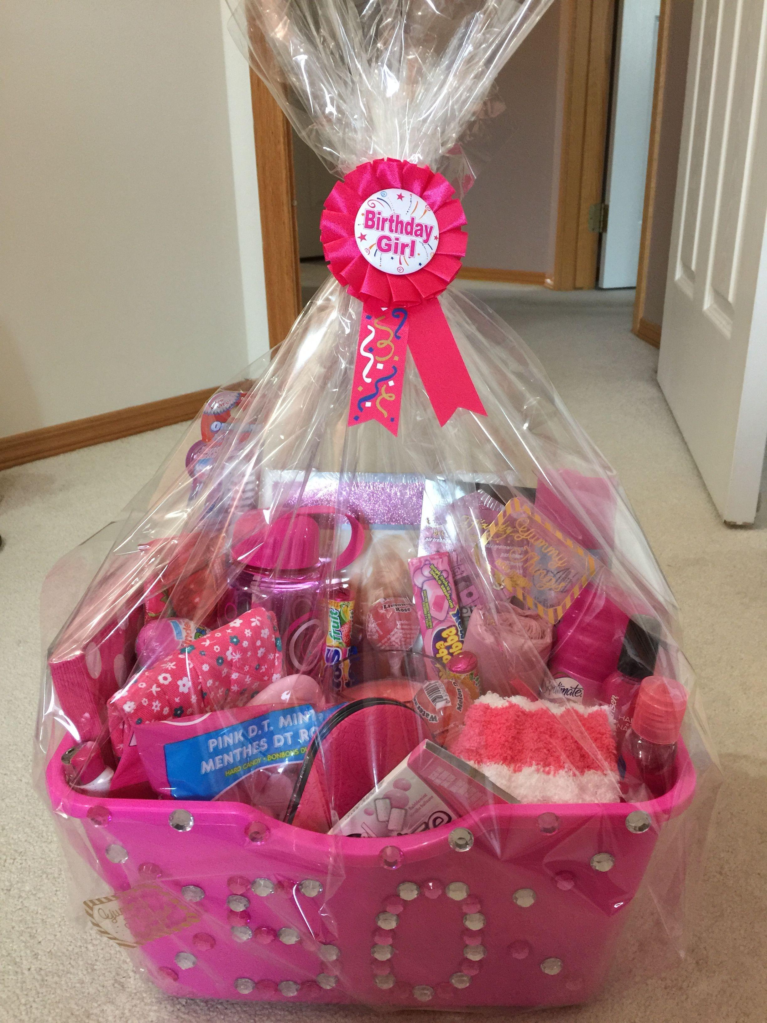 50th Sisters Birthday Basket Birthday basket, Sister