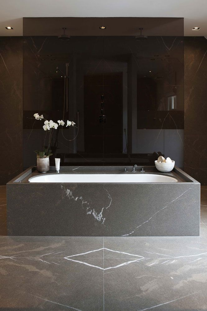 Exclusiv Bathroom by Vlassak Verhulst Bad Pinterest - luxus badezimmer einrichtung