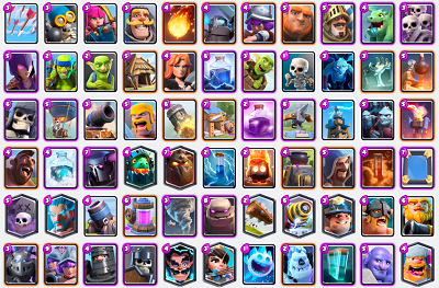 Clash Royale All Cards Wiki Eric Clash Royale Photo