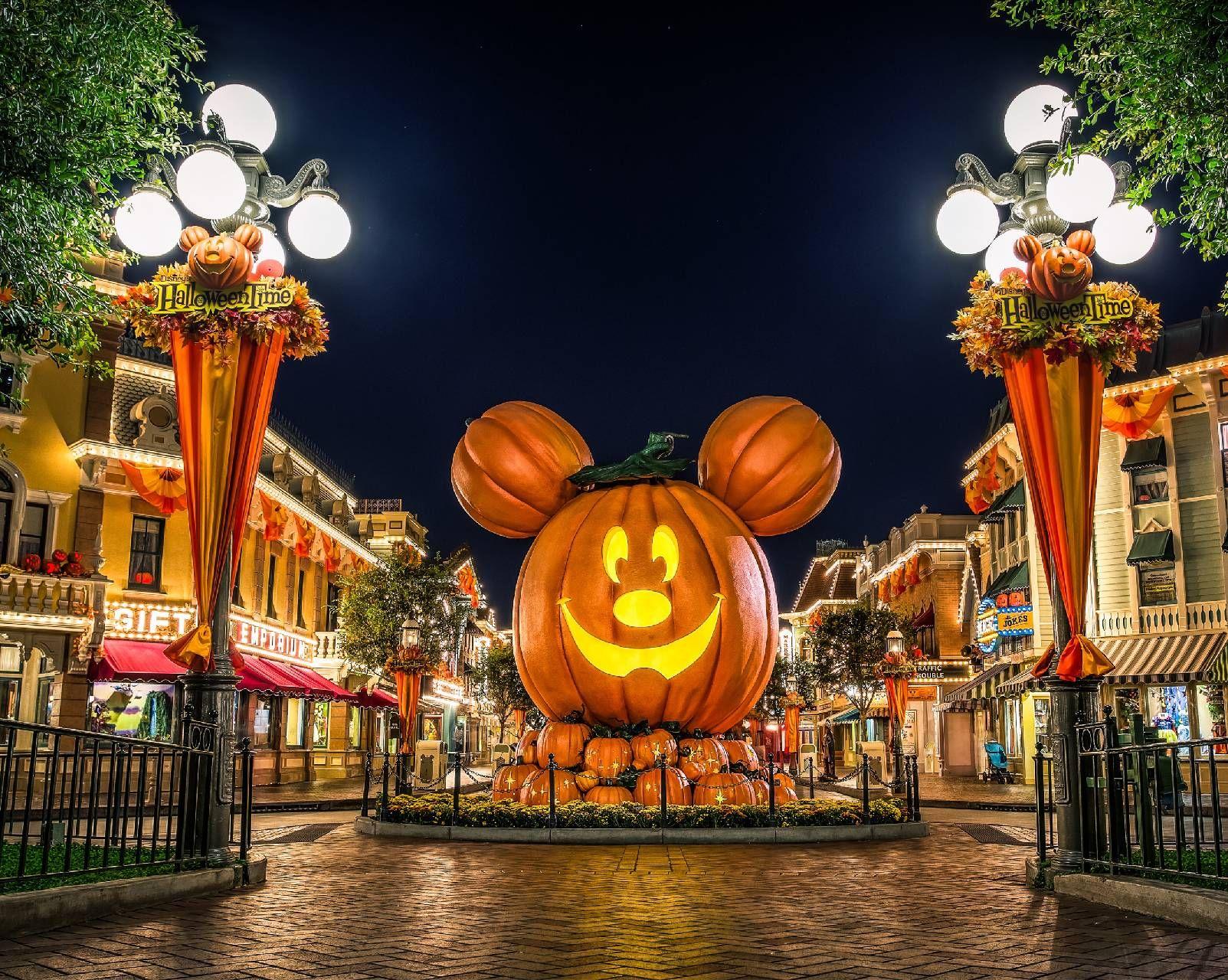 Download Halloween Wallpaper By Mattthevamp 43 Free On Zedge Now Browse Millions Of Popular Dis Halloween Wallpaper Mickey Halloween Disneyland Halloween