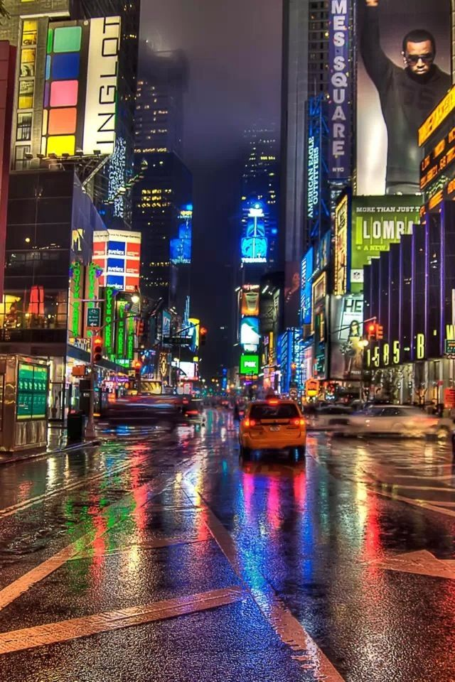 busy street city lights in 2018 pinterest new york city new york and times square