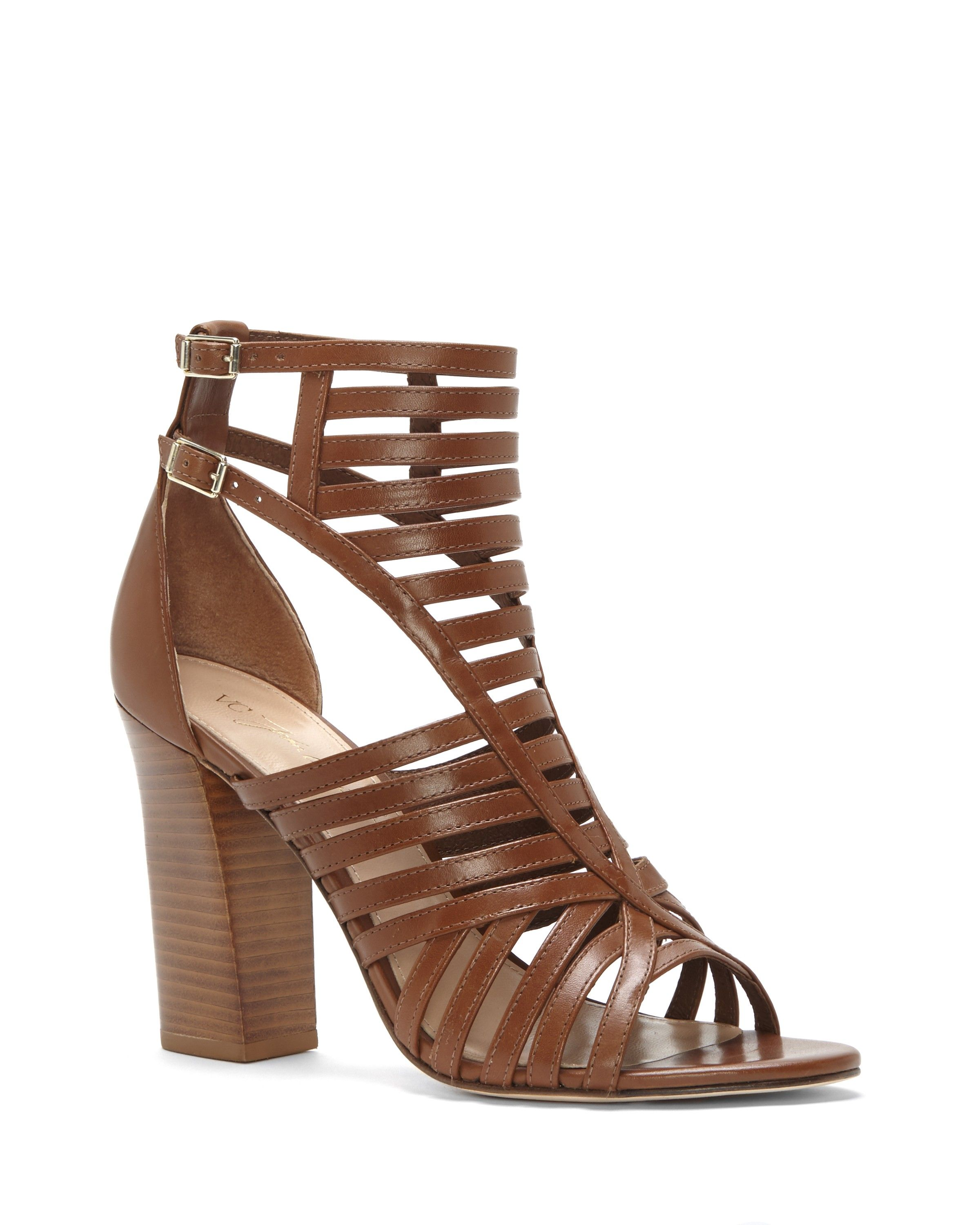 2f7ad9fdd58a VINCE CAMUTO VC John Camuto Bess – Strappy Block-heel Sandal.  vincecamuto   shoes