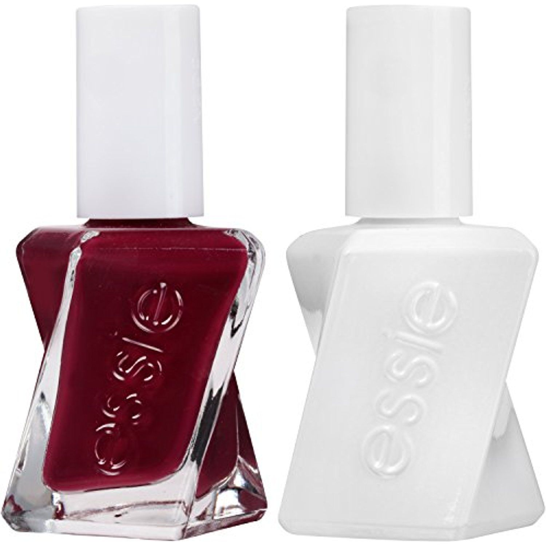 essie gel couture nail polish top coat kit, gala-vanting * Details ...