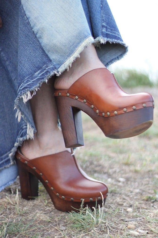 27b02722 ESPÍRITU WAKANDA #gloriaortiz #zuecos | Suecos ❤ | Zapatos zuecos ...