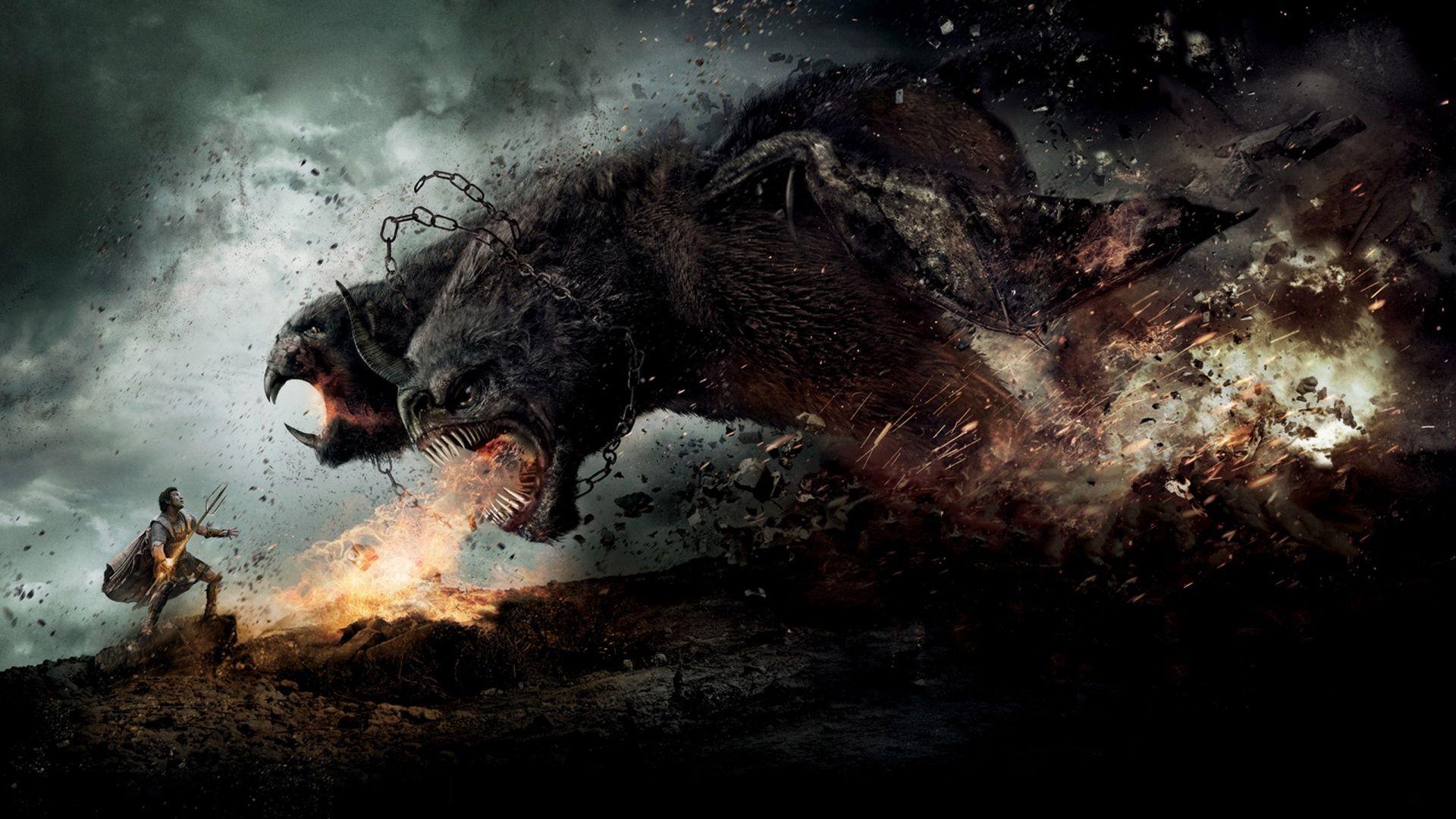 Wrath Of The Titans Wallpaper Wrath Of The Titans Movie