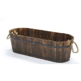Wooden Trough - 45 x 23cm from Homebase.co.uk £9.99 nice and rustic on wooden plant stands, wooden garden boxes, wooden garden walls, wooden furniture, wooden planter designs, wooden garden walkways, wooden planter centerpieces for weddings, wood wall box planters, wooden garden shelves, wooden bird feeders, wooden garden toys, wooden birdhouses, wooden vases, wooden garden sculptures, wooden garden figurines, wooden garden flowers, wooden garden ornaments, wooden garden containers, wooden garden art, wooden garden accessories,