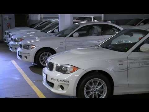 Bmw Drive Now San Francisco Youtube Technology Pinterest