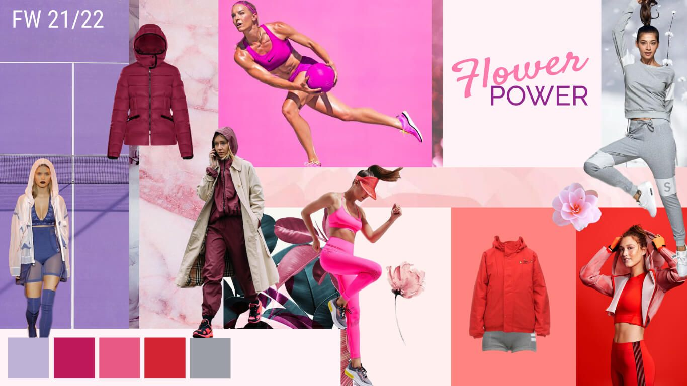 Sport Fabric Color Trend Fall Winter 2021 2022 | EYSAN ...