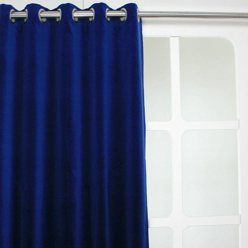 Velours Gordijnen Blauw | Nice interior | Pinterest | Interiors