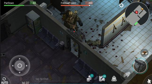 Last Day on Earth Survival v1 11 God Mode 2 mods Apk turning