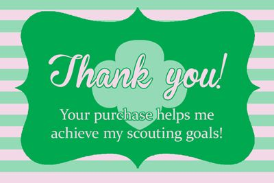 free printable girl scout