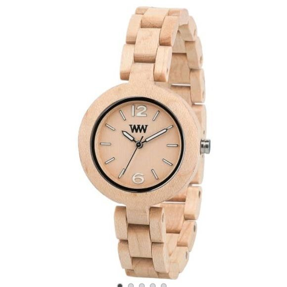 We Wood Watch 100 Recycled Wood Hypoallergenic