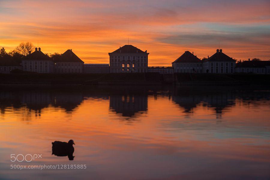 Schloss Nymphenburg München by fmas #fadighanemmd