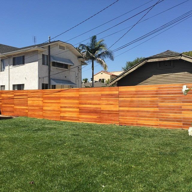 Clear Heart Redwood Tongue Groove Fence Wood Fence Gates Modern Fence Wood Fence